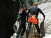 2011-07-17 Canyoning Weissenbach 052