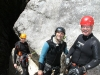 2011-07-17 Canyoning Weissenbach 055