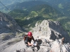 2009-08-19 Klettersteig Skywalk Dachstein 104